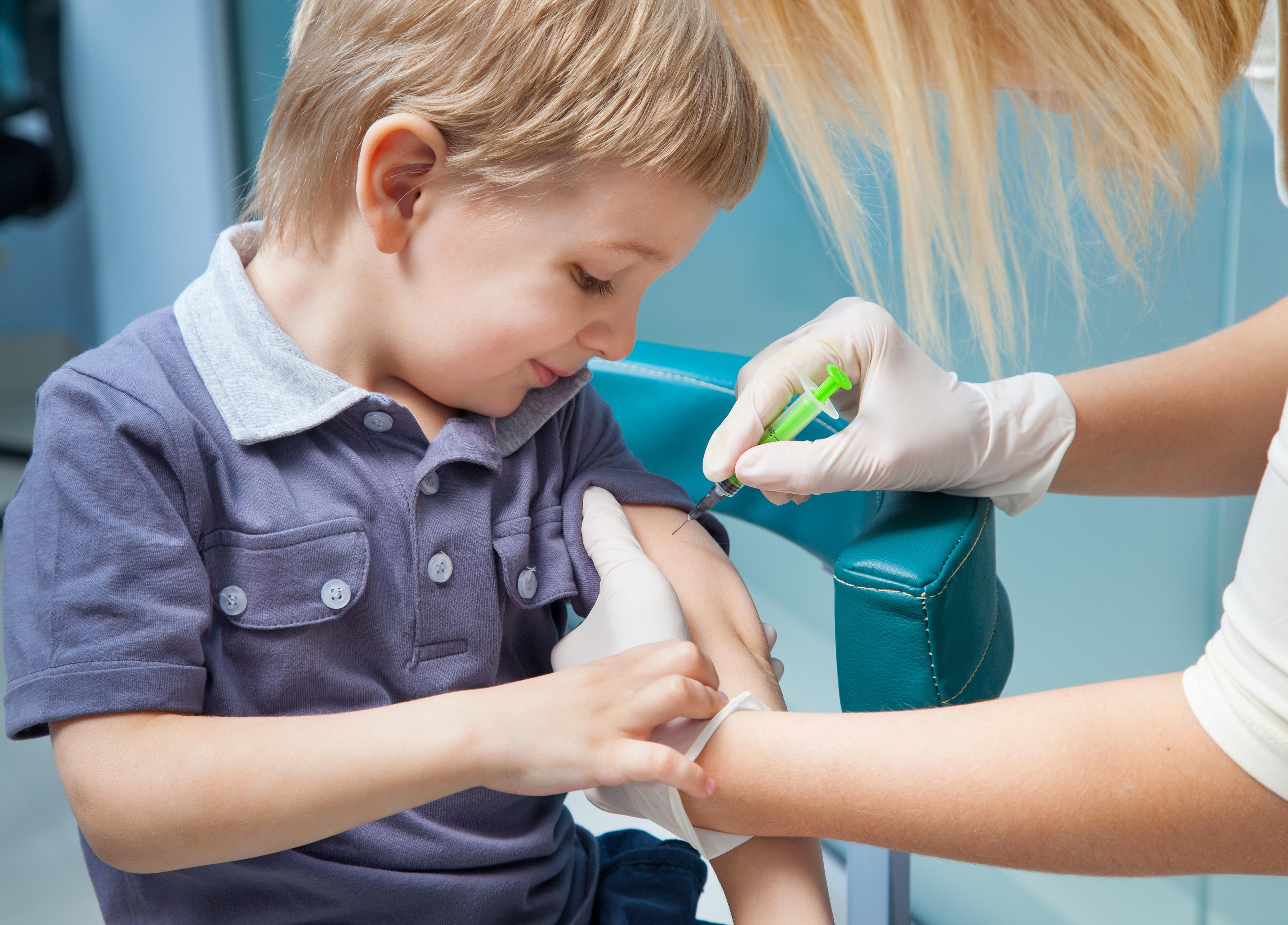 Vaksinasi untuk Anak Berusia di Atas 2 Tahun